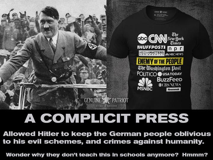 A Complicit Press