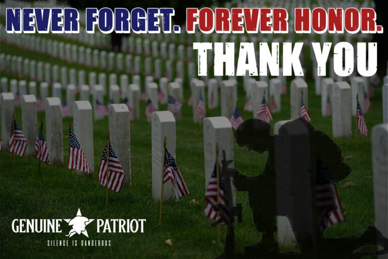 Never Forget. Forever Honor.