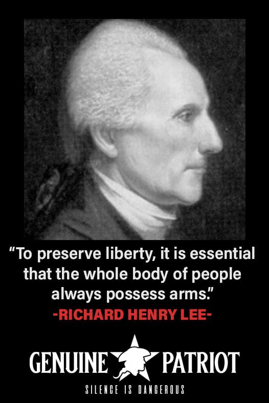 To Preserve Liberty